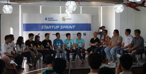 Start Up Sprint, Start Surabaya