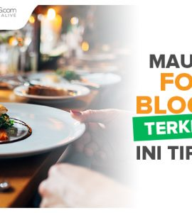 Tips Food Blogger - jagoanhosting.com