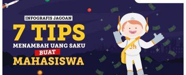 Tips Menambah Uang Saku - jagoanhosting.com