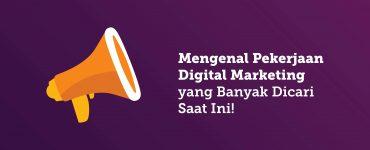 pekerjaan digital marketing