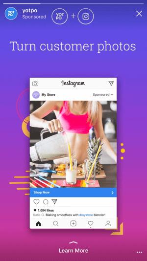 Jenis Instagram Ads - jagoanhosting.com