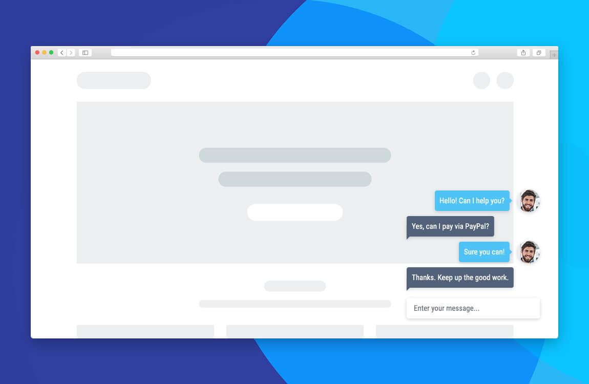 Plugin Livechat WordPress - jagoanhosting.com