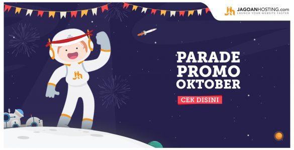 Promo Hosting Murah - jagoanhosting.com
