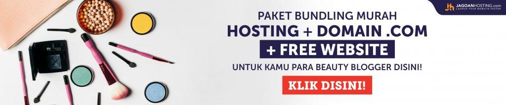 Promo Hosting, Domain Murah & Gratis Website - jagoanhosting.com