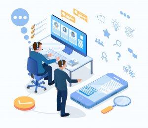 teknologi support revolusi industri 4.0