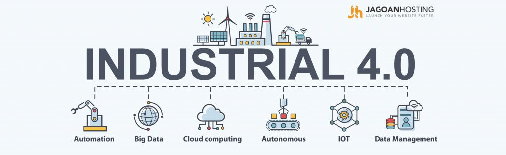 reknologi revolusi industri 4.0 jagoan hosting