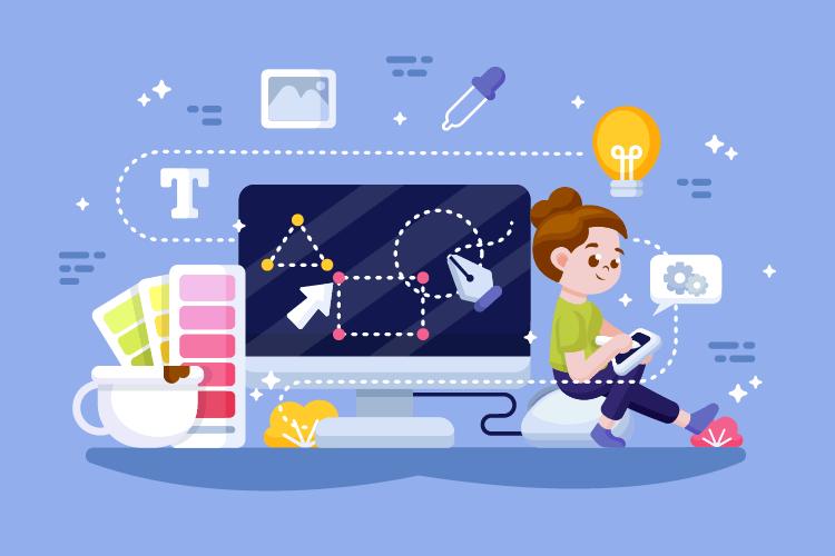 Proses Kerja Landing Page