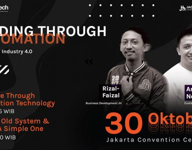 Event Indocomtech 2019