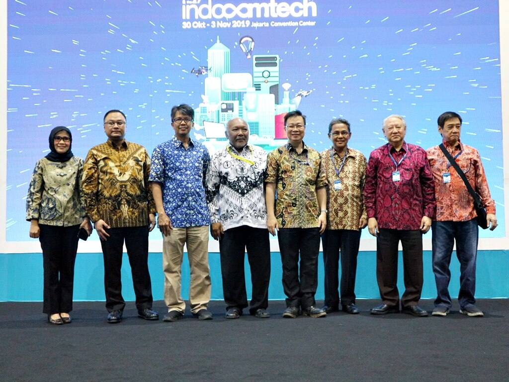 Opening Indocomtech 2019