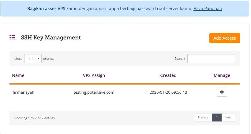Konfigurasi VPS SSH Key Jagoan Hosting
