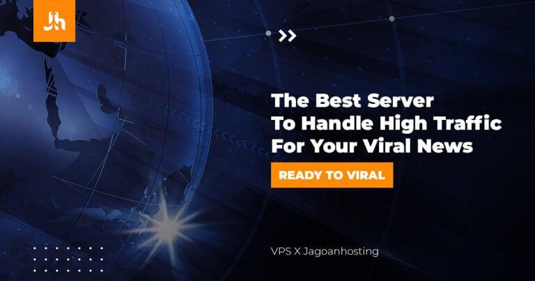 VPS X Untuk Portal Berita
