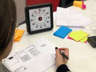 Design sprint startup