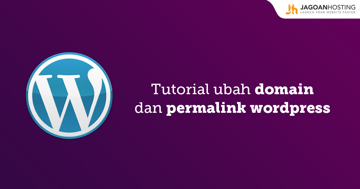 domain dan permalink wordpress