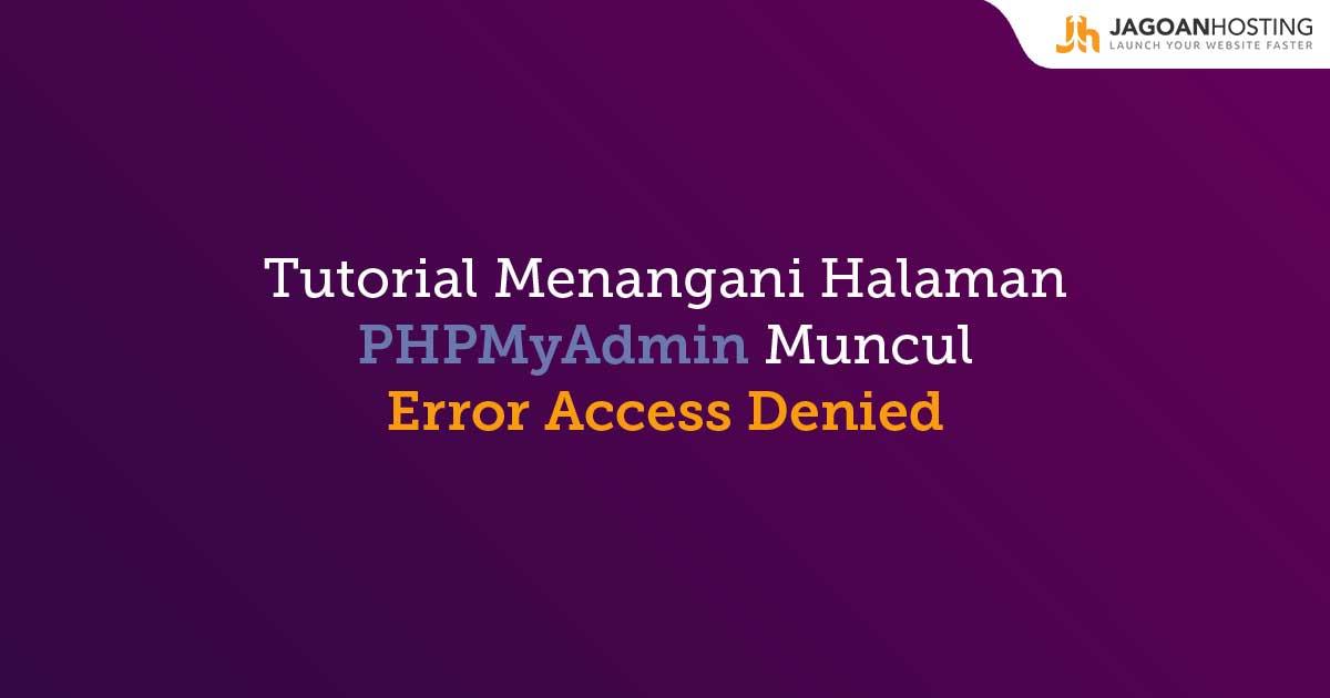 What Is Error 1020 Access Denied