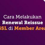 Cara melakukan Renewal SSL di Member Area