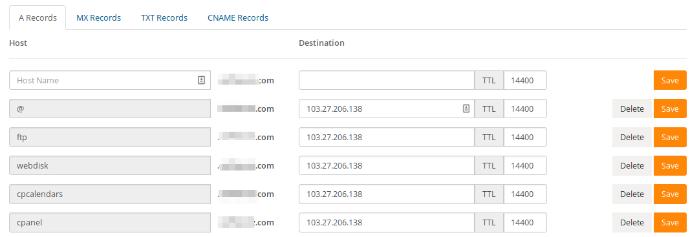 3 Manage domain
