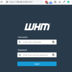 Allow / Deny IP Address Melalui WHM