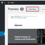 Cara Install Tema atau Theme Divi di WordPress