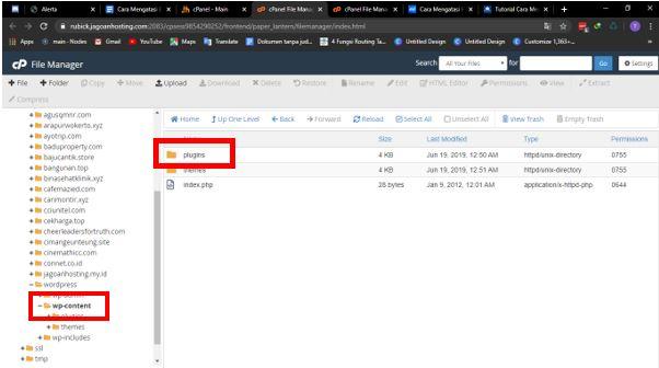Mengatasi 503 Service Unavailable pada Website, Masuk Sini!