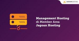 manajemen hosting