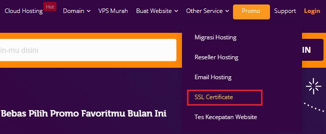 Order SSL