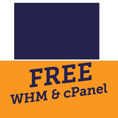 Free whm & cpanel