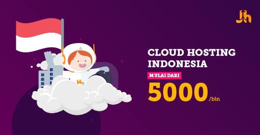 Cloud Hosting 5RIBUAN