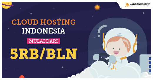 cara membuat website unlimited cloud share hosting indonesia domain murah