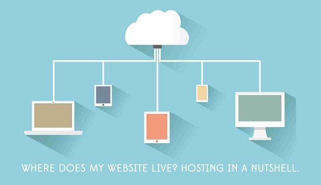 ilustrasi pengertian hosting