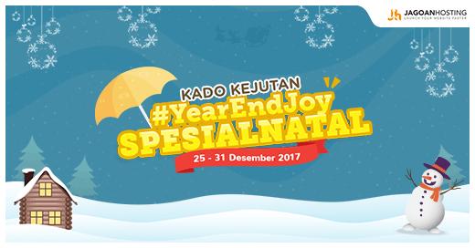 Promo Natal 2017 - jagoanhosting.com