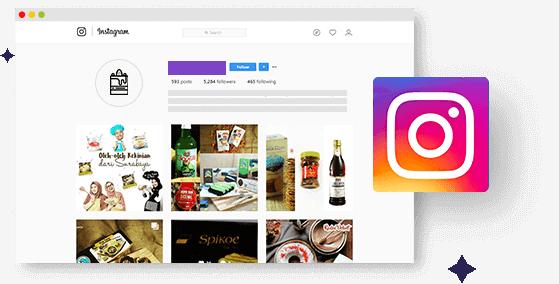 Instagram Bisnis Toko Online Murah