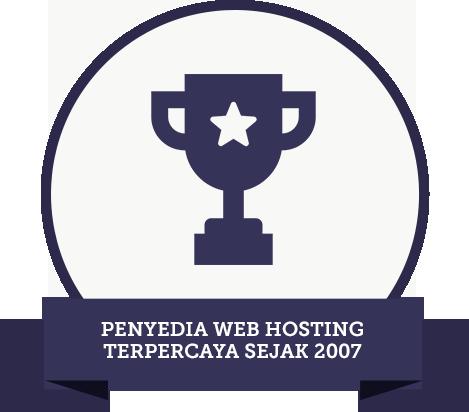 penyedia web hosting