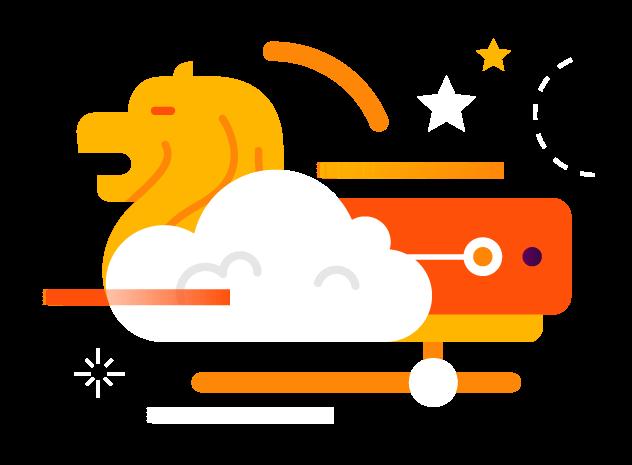 cloud hosting singapore second header