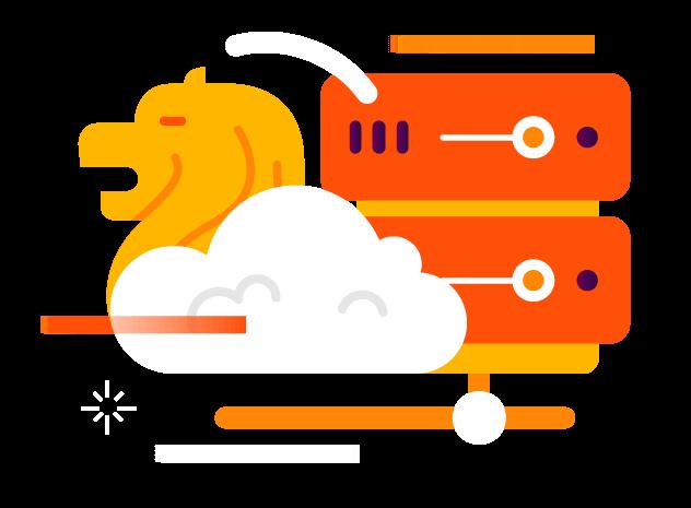 cloud hosting singapore header