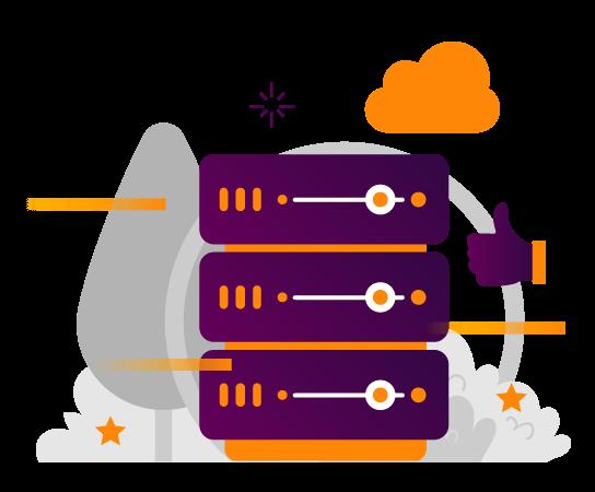 paket superstar cloud hosting web hosting indonesia