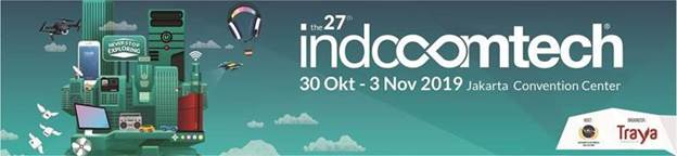 Indocomtech Event