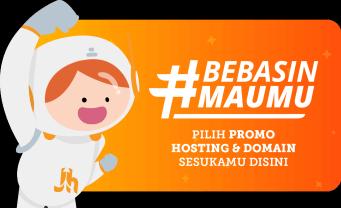 slide banner promo hosting domain murah