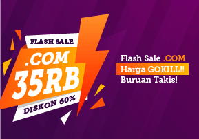 Flash Sale COM Feb-03