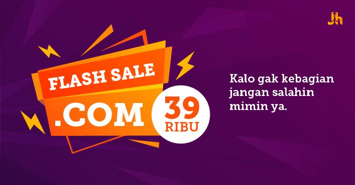 Flash Sale om 39-02